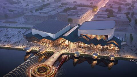 New Southport waterside events centre could look like this as Town Deal gives its backing